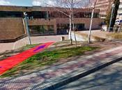 Facultad Biología Salamanca deja accesible eliminar rampa