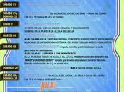 Programación junio Alcalá Júcar