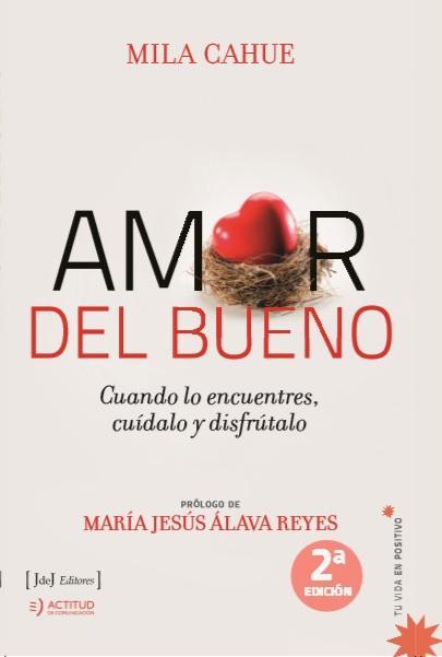 2º edición libro Amor del Bueno