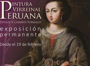 Nueva sala exposición: Pintura Virreinal Peruana Museo Nacional Pueblo Libre, Lima