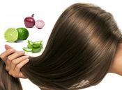 Solución para caída cabello Sábila, Cebolla Limón