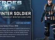 Tráiler Soldado Invierno para juego Marvel Heroes 2015