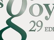 Goya apuestan moda española