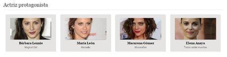 los goya 2015 - mejor actriz protagonista