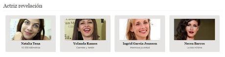los goya 2015 - mejor actriz revelacion