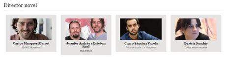 los goya 2015 - mejor director novel