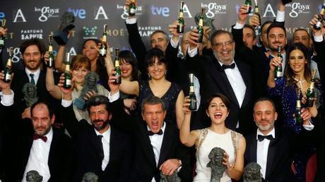 Los Premios Goya 2015
