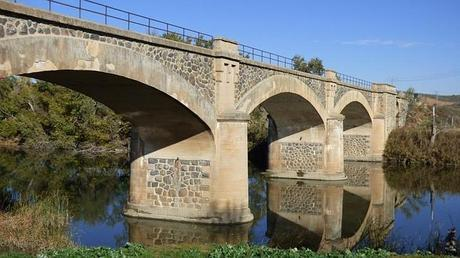 De Toledo a Bargas, o el puente sobre el río Tajo