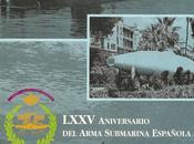 centenario Arma Submarina española.