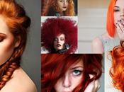 Cuidados para cabello rojo