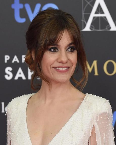 Los mejores maquillajes y peinados de la Gala de los Goya 2015.