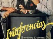 Interferencias (1988) Christopher Reeve rubio tonto