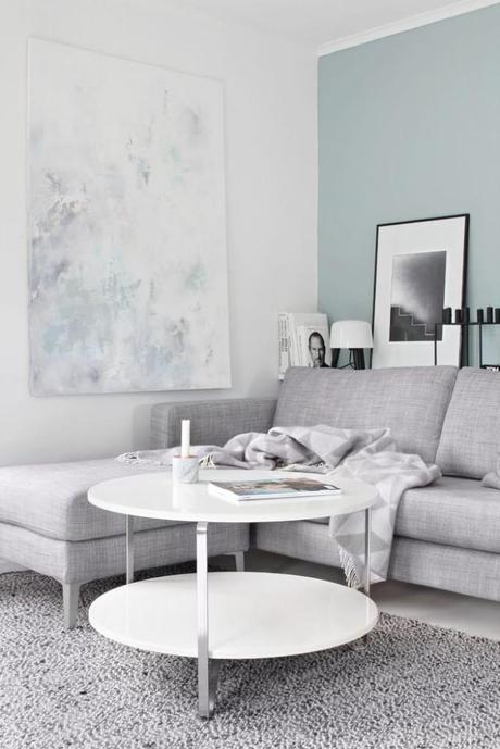 Colores pastel para tus paredes