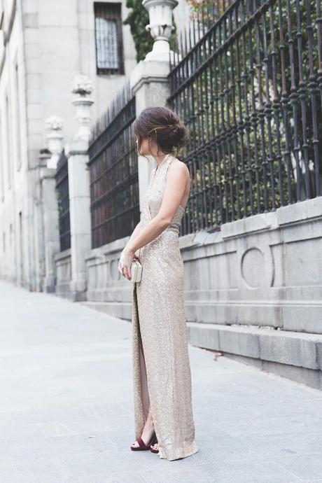 Los_Goya_2015-Alfombra_Lodi-Vestido_Lentejuelas-Outfit-Sequined_Maxi_Dress-Street_Style-7