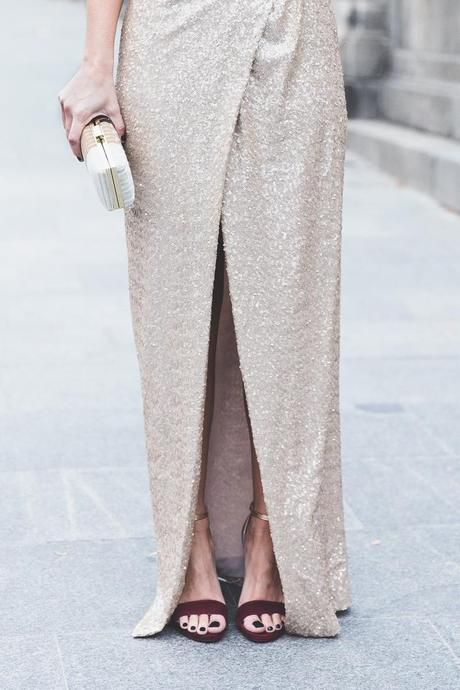 Los_Goya_2015-Alfombra_Lodi-Vestido_Lentejuelas-Outfit-Sequined_Maxi_Dress-Street_Style-12