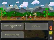 Pixel Heroes: Byte Magic, vieja escuela toque humor