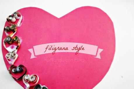 Corazón de Filigrana - Paperblog