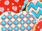 Cómo hacer Galletas Decoradas para Valentín
