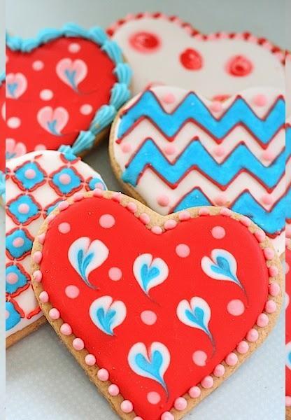 Cómo Hacer Galletas Decoradas Para San Valentín Paperblog