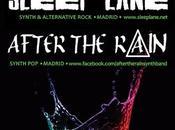 """Pop/rock/synthpop/electrónica sleep lane presenta """"shy dry"""" concierto sala maravillas (madrid) junto after rain"""