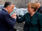 Merkel visita Hungría