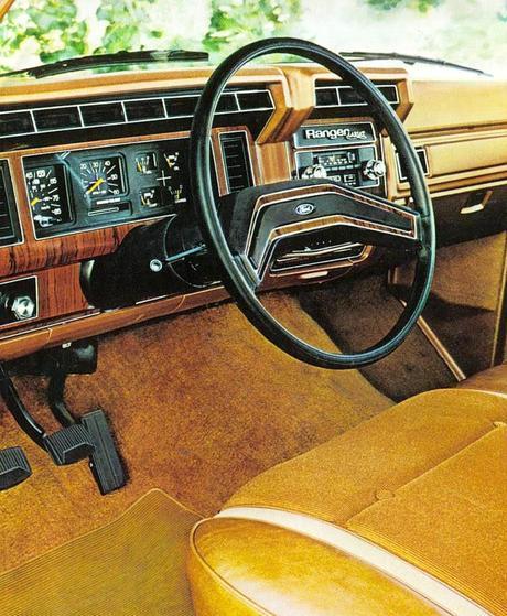Las Ford de Estados Unidos de 1980