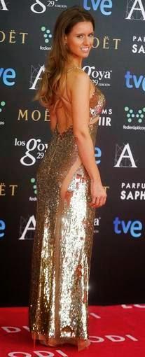 LOS GOYA 2015, Mis Mejores Vestidos.