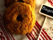 Orange Ginger Bagels #Breadbakers