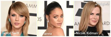 Las mejores y peores maquilladas de los Goya y los Grammy 2015