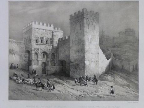 El Clero en Toledo hacia 1822