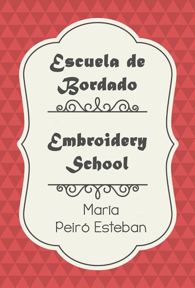 Escuela de bordado cuestiones básicas i embroidery