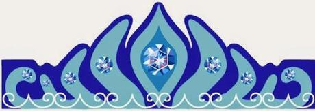 Plantilla corona de Elsa Frozen para imprimir gratis