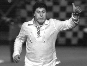 Juan Ramon Carrasco entrenador y jugador