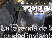 Crystal Dynamics confirma historia Kítezh para Rise Tomb Raider