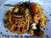 Spaguetti frutti mare