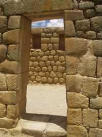 Las Ruinas Ingapirca