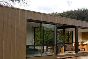 Dise os y modelos de casas prefabricadas por pa ses - Casas prefabricadas metalicas ...