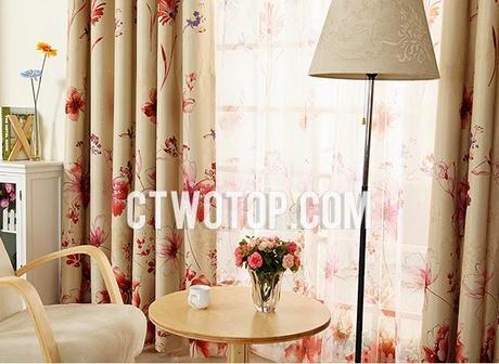 Decora tu casa cortinas modernas paperblog for Decora tu sala moderna