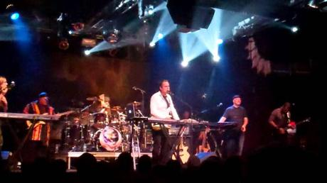 GRANDES PERFORMANCES [XXXV]: Neal Morse Momentum Live at the High Line Ballroom, NYC, 11/10/2012.