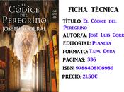Reseña: Códice Peregrino, José Luis Corral