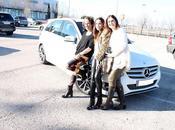 Experiencia #MFW Mercedes Benz Auto