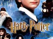 libro película: Harry Potter piedra filosofal