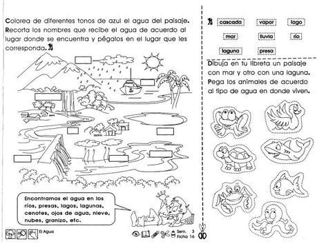 El Agua 3er Grado - Paperblog