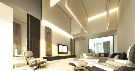 Im genes de obra del interiorismo dise ado para una - Salones joaquin torres ...