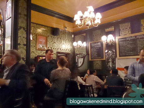 lugares, londres, london, donde comer, donde beber, tomar algo, que tomar, pub ingles, pub tipico, taberna inglesa, taberna tipica, the stanhope arms, gloucester road, kensington,