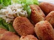 Dietas Veganas: Croquetas Veganas Guisantes