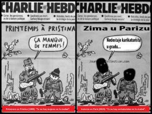 Yo no soy Charlie Hebdo reacciones