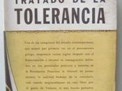 """...y ganadores """"Tratado sobre tolerancia"""" Voltaire son:"""