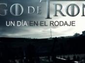 Juego Tronos: rodaje. Video completo castellano