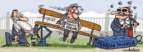 Penalizado por cotizar 48 años a la Seguridad Social.